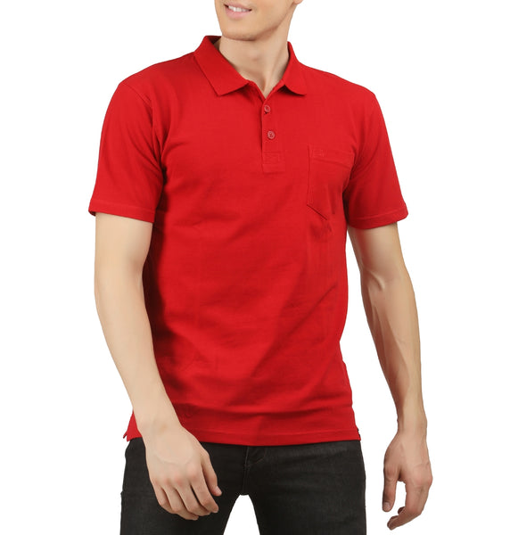 JDC Mens Polo T- Shirt