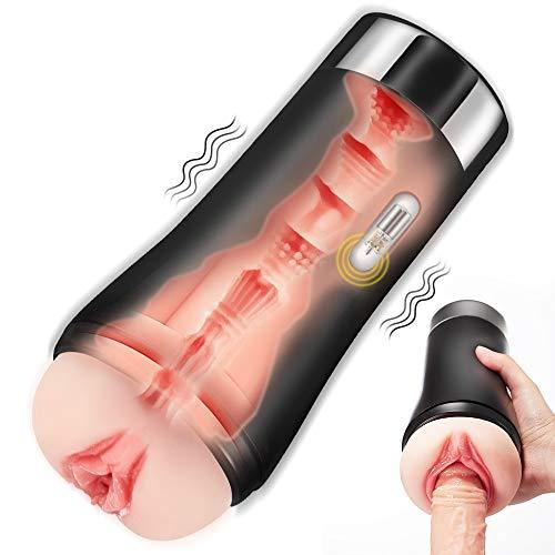 3D Realistic Textured Vagina and Clit Blowjob Machines
