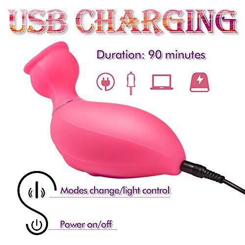 8 Suction Kissing Vibration Modes Clitoral Sucking Vibrator