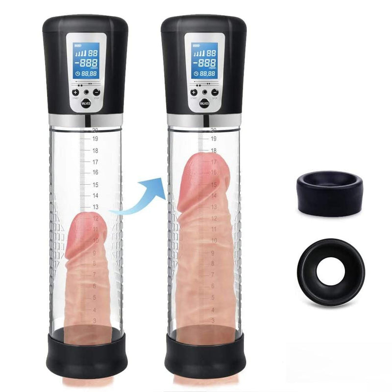Automatic Air Pressure Device Suction Penis Pump