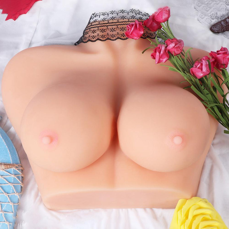 Breast Sex Big Chest Realistic Masturbation
