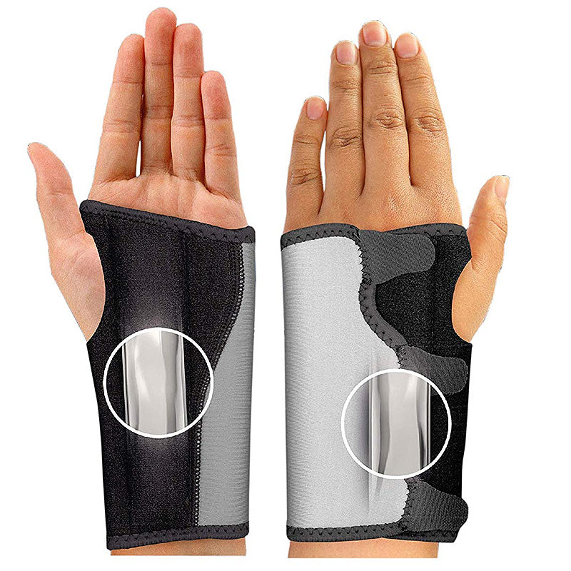 Exact Fit Wrist Splint Super Stabilizer - Power Wrist Support - For Real Deals