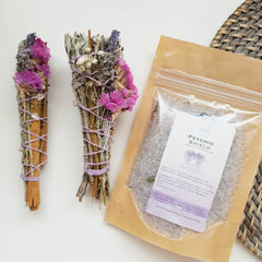 Psychic Shield Bath Salts