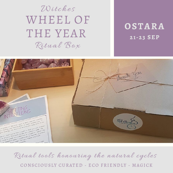 Ostara // Witches Wheel Of The Year