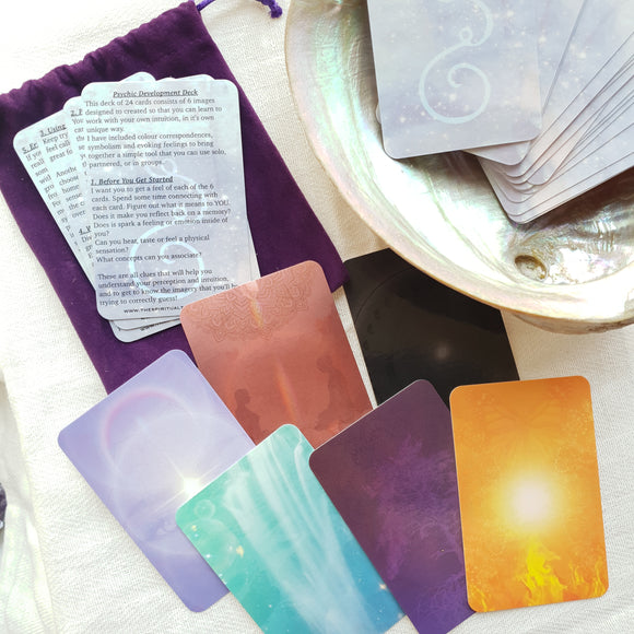Psychic Development Deck