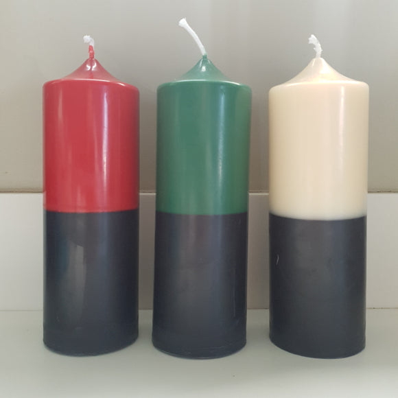 Double Action Candles | Eldertree Apothecary