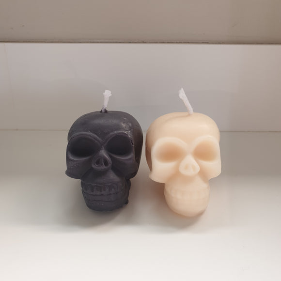 Skull Candle | Eldertree Apothecary