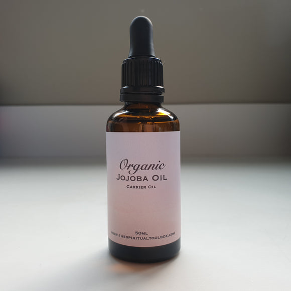 Organic Jojoba Oil 50ml