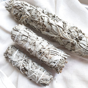 White Sage Sticks