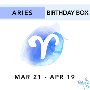 Aries Birthday Box