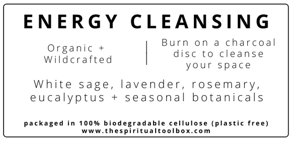 Energy Cleansing Blend