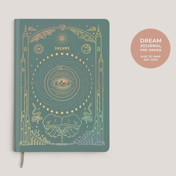 PREORDER Ether Dream Journal  // Magic Of I
