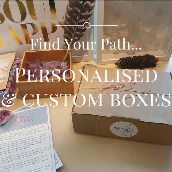 Personalised / Custom Box