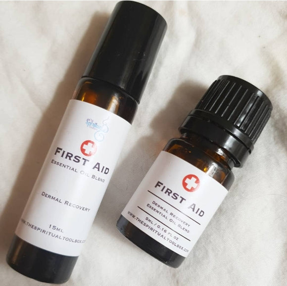First Aid - Dermal Recovery Blend