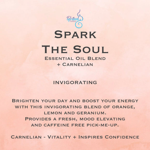 Spark The Soul Essential Oil Roll On 15ml