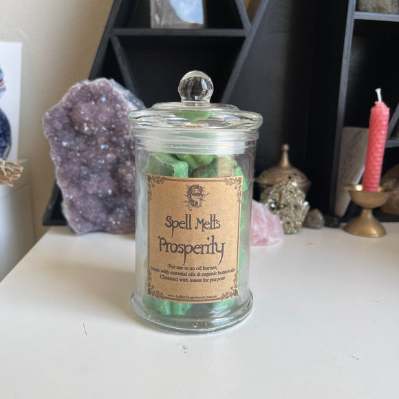 Prosperity Spell Melts // Lyllith Dragonheart