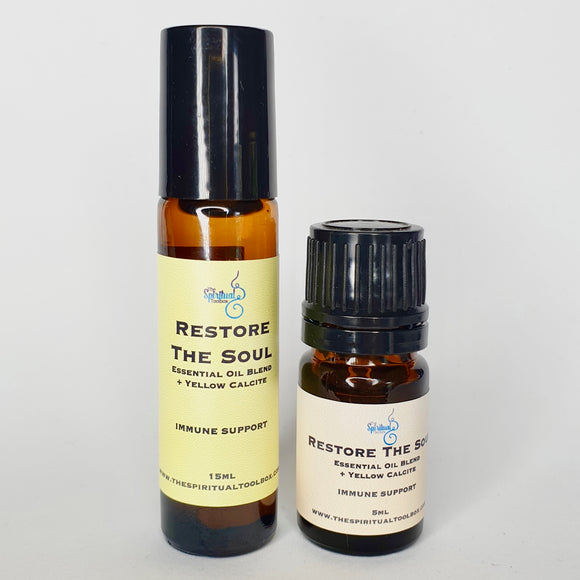 Restore The Soul Essential Oil
