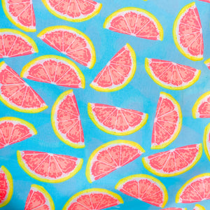 Sliced Grapefruit Face Mask