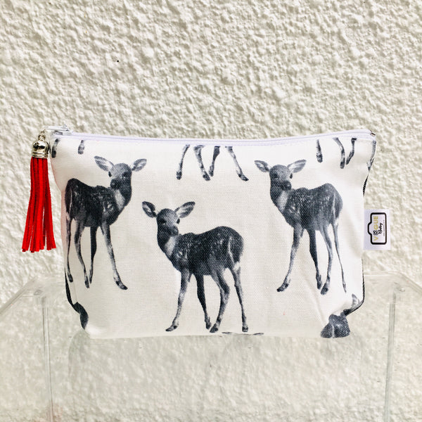Deer One Purse