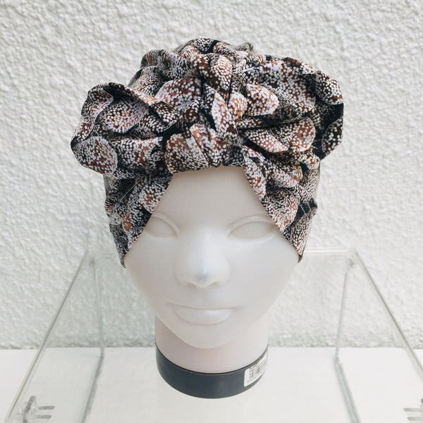 Coconut Candy Organic Cotton Turban