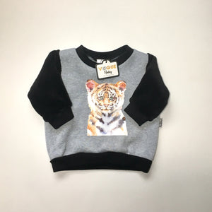 Unisex Tiger Sweater