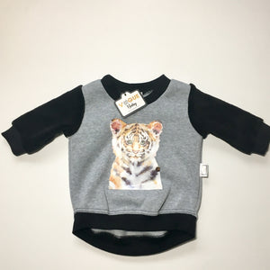 Unisex Tiger 2 Sweater