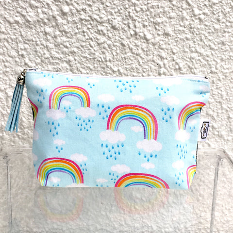 Raining Rainbows Purse