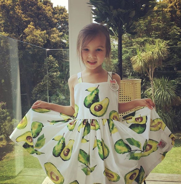 Avocado Dress