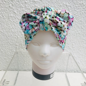 Marshmallow Organic Cotton Turban