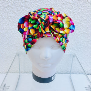 Smarties Organic Cotton Turban