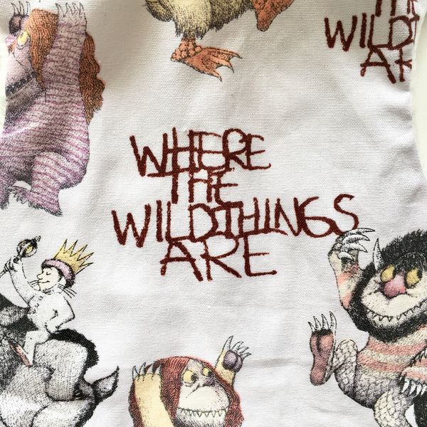 Where the wildthings are  Bunny