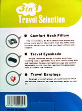 3 in 1 BEST TRAVEL SELECTION SET