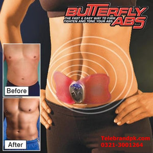 Butter Fly Abs EMS