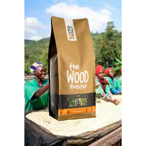 Single Rwanda Coko Honey PeaBerry 100% micro-lot