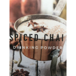 Spiced Chai Powder