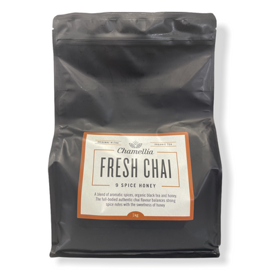 Chamellia Sticky Chai - The Wood Roaster