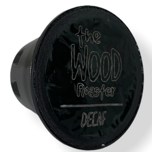 Recyclable Pods - Decaf - The Wood Roaster
