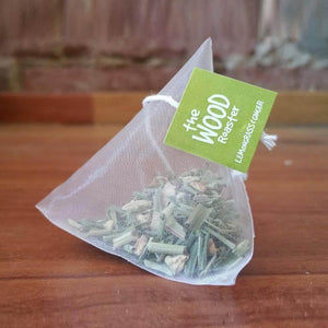Lemongrass and Ginger - The Wood Roaster
