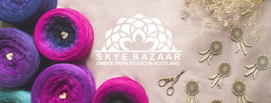 Skye Bazaar - OMBRE YARN STUDIO UK