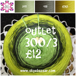 Skye Mandala Yarn OUTLET 265-435-690