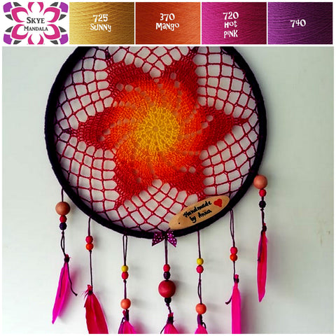 Dream Catcher's Mandala