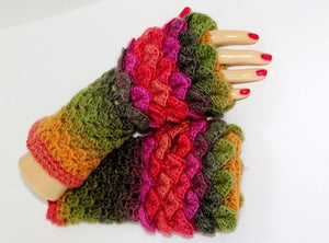 Dragon Scale Gloves