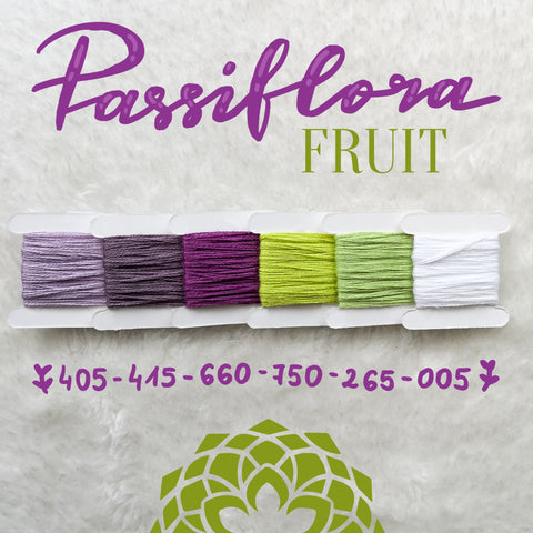 PASSIFLORA FRUIT 405-415-660-750-265-005