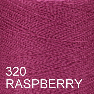 SOLID COLOUR 320 raspberry