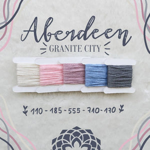 ABERDEEN - GRANITE CITY  110-185-555-710-170