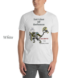 C.D.U.L.O: One For The Team ( 1st LT. Dozer Delangura ) Game Character T-shirt