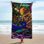 Quest Of The Gummy Witch: Boss Fight 1 (Beach Towel)