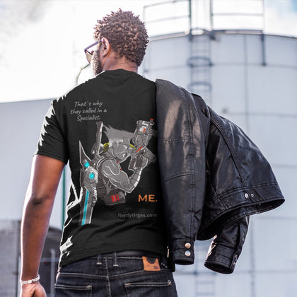 Wild FIRE: The Specialist (Vincent Stone) T-shirt