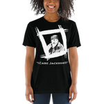 "King Of The Kickboxers:  ""I Care Jackson!!!"" T-shirt - Black"