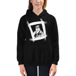 "KotKB ""I Care Jackson!!!"" Hoodie – Black/No Text – Kids"